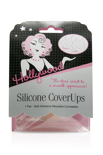 Hollywood Fashion Secrets - Silicone Nipple Concealers (Cover Ups)-The Dresscodes - 1