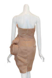 Rent: Soko Wiyanto Strapless Organza Dress