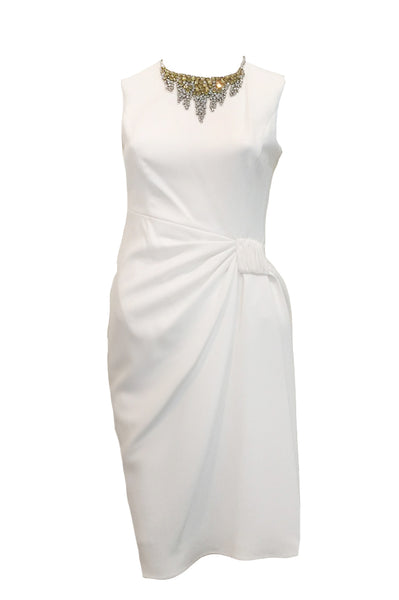 Rent: Teri John White Cocktail Dress