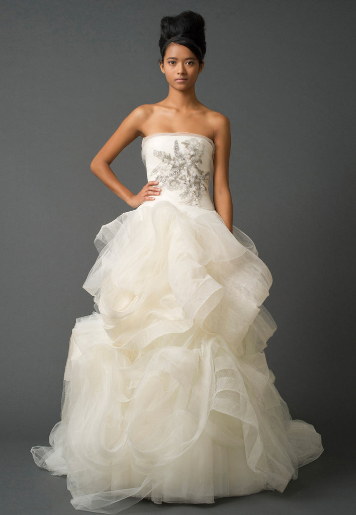 f57b04b256e Vera Wang - Rent  Gisele Wedding Gown-The Dresscodes - 1