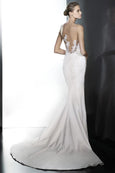 Rent: Pronovias - Plisa Sweetheart Sleeveless Mermaid Wedding Dress