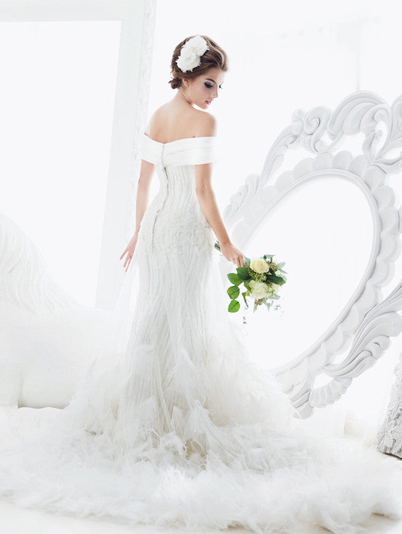 Windy Chandra Couture - Buy: Walking on Clouds Wedding Gown-The Dresscodes - 1