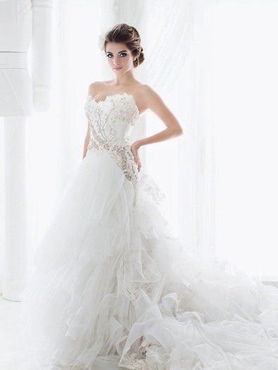 Windy Chandra Couture - Buy: Wedding Gown-The Dresscodes - 1
