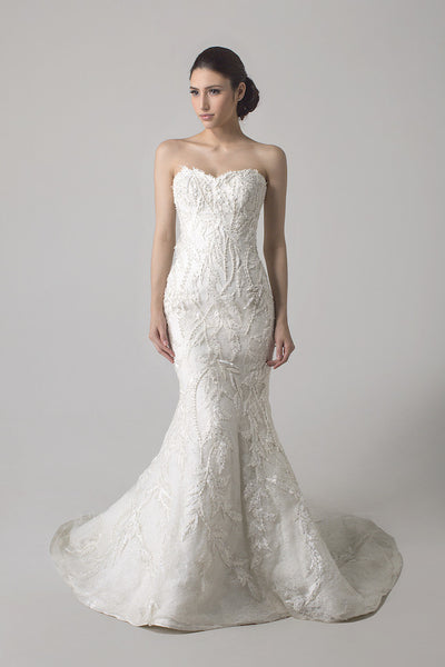 Yefta Gunawan - Rent: Yefta Gunawan Grace Mermaid Wedding Gown-The Dresscodes - 1