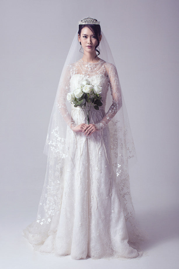 Yefta Gunawan - Buy: Trumpet Wedding Gown-The Dresscodes - 1