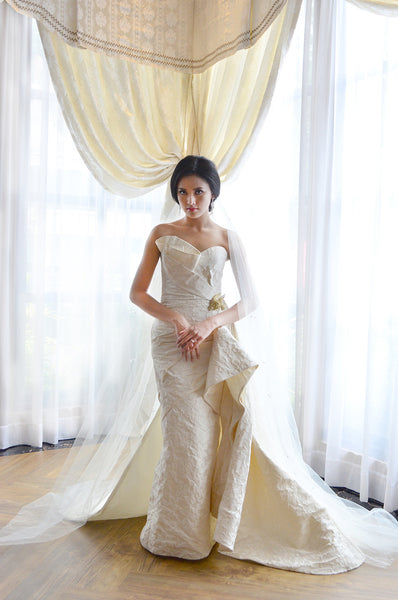 Rent: Yefta Gunawan Wedding Gown Sateen