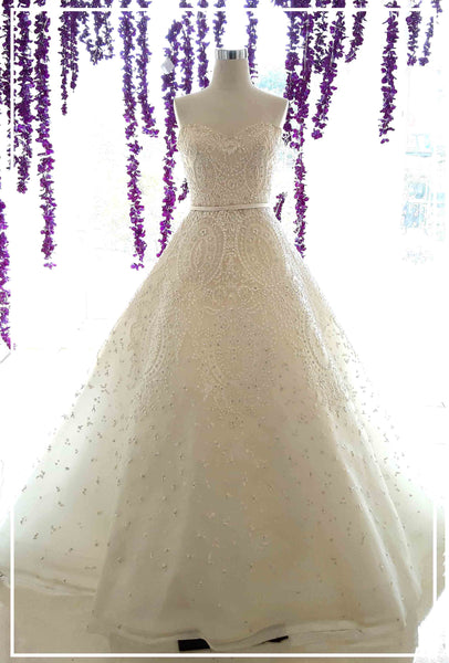 Rent: Yefta Gunawan - Sweetheart A-Line Wedding Gown