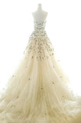 Rent : Zuhair Murad - Sweetheart Flower Wedding Dress
