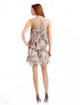 BCBGMaxazria - Buy: Riley Tiered Dress-The Dresscodes - 2