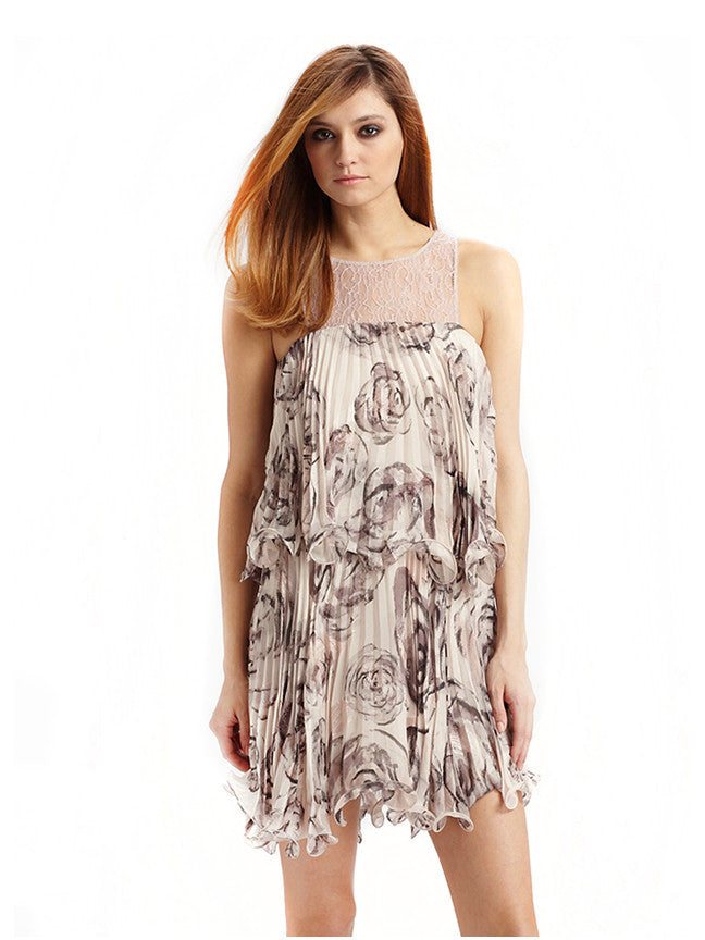 BCBGMaxazria - Buy: Riley Tiered Dress-The Dresscodes - 1