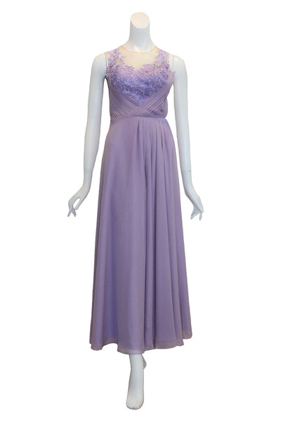 Rent: Seraglio Couture Purple Bridesmaids Fiona Dress
