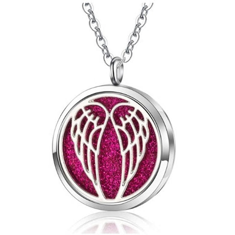 Wings Pendant Locket