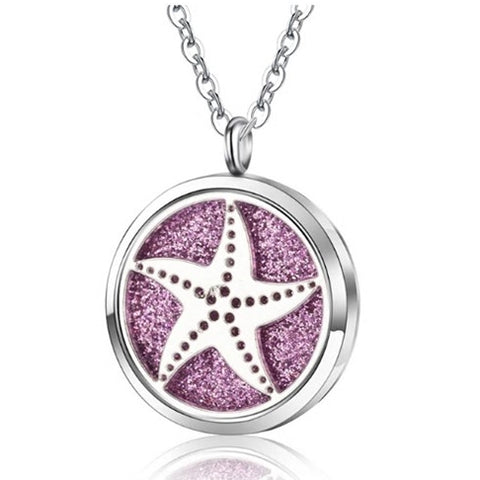 Starfish Pendant locket
