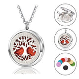 Tree of Life Pendant Locket