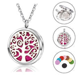 Life Tree Pendant Locket