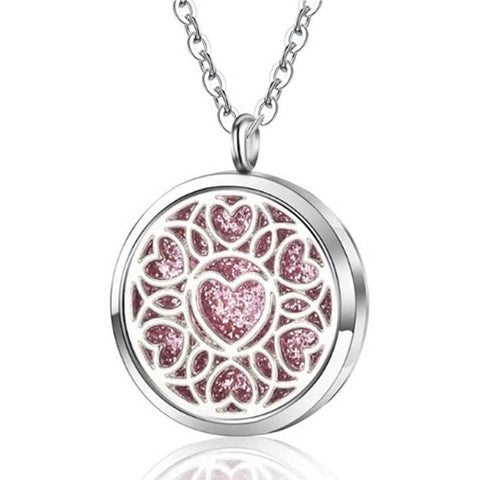 Heart Pendant Locket