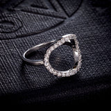 Vogue Crystal Ring