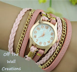Wrap Around Watch (Various Awesome Colours)