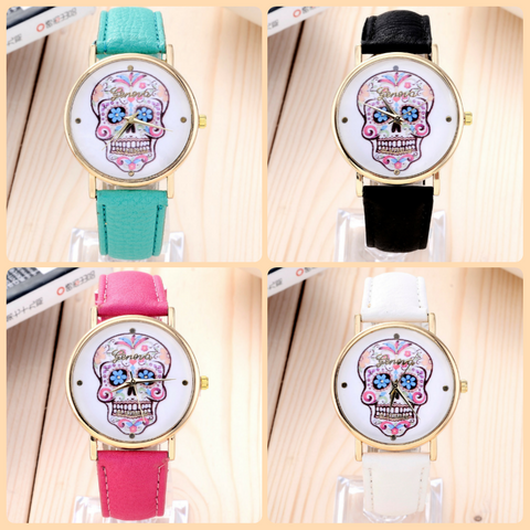 Skull Watch Collection