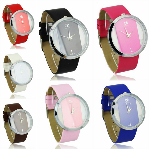 CK Fashion Watch - Multi Colours