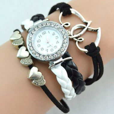 Love - Wrap Around Watches