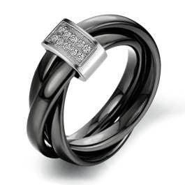 Ladies Ring - Silver