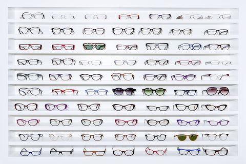 Visit us in store to see our full range of frames