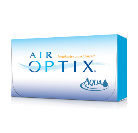 Air Optix by Ciba Vision 3-Pack