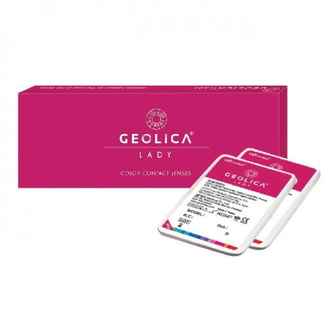 Geolica Coloured Contact Lenses