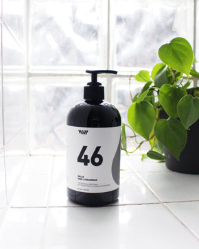 46 Relax | Natural Body Wash | Sage + Cedarwood