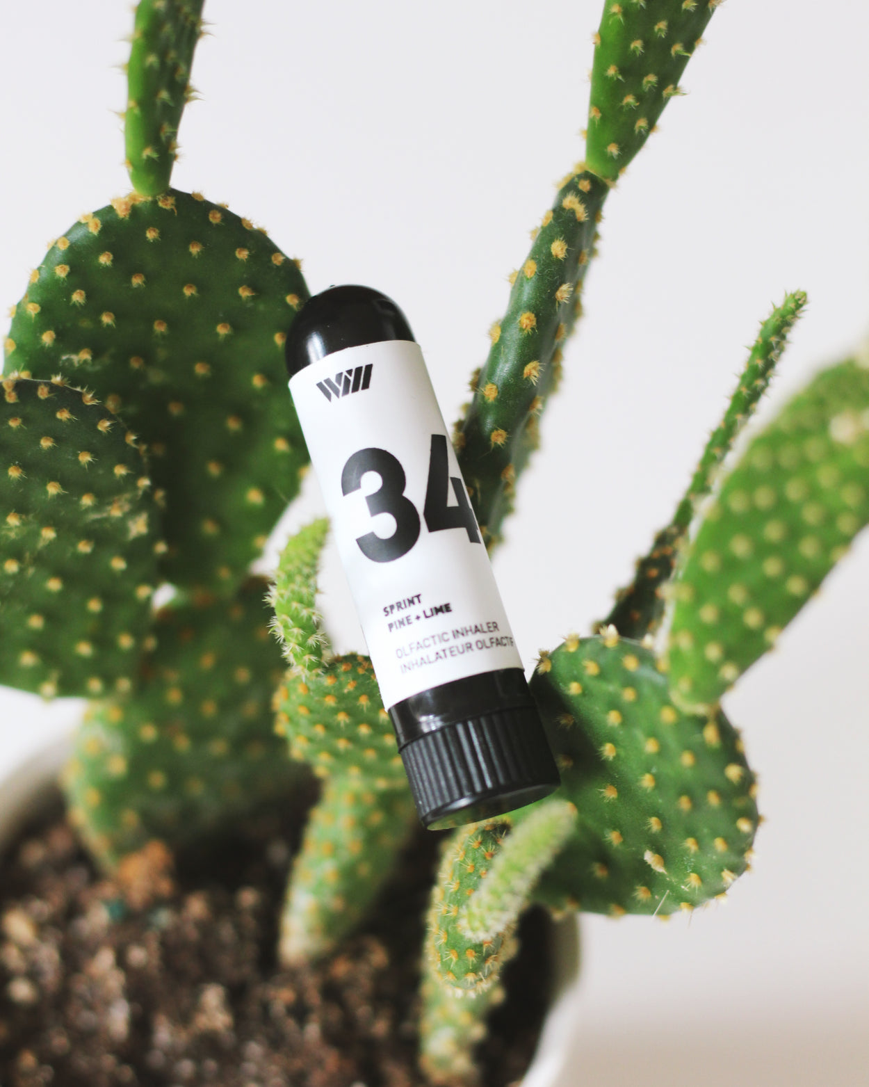 34 Sprint | Olfactic Inhaler | Pine + Lime