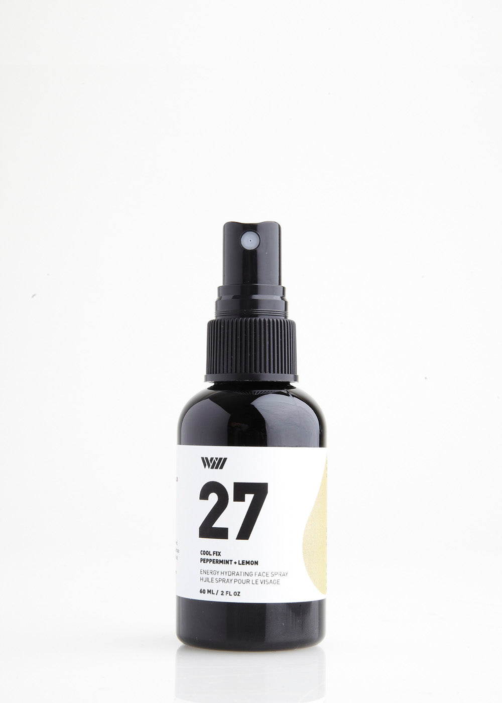27 Cool Fix | Energizing Facial Spray | Peppermint + Lemon