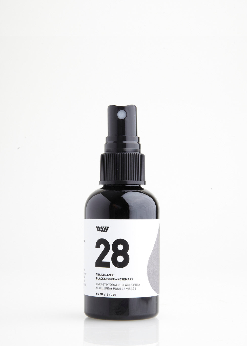 28 Trailblazer | Energizing Facial Spray | Black Spruce + Rosemary