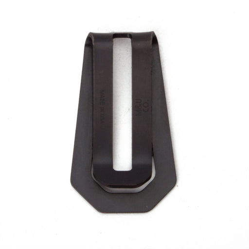 Money Clip - Black - Langsom