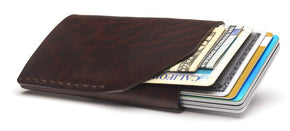 No. 2 Wallet - Malbec