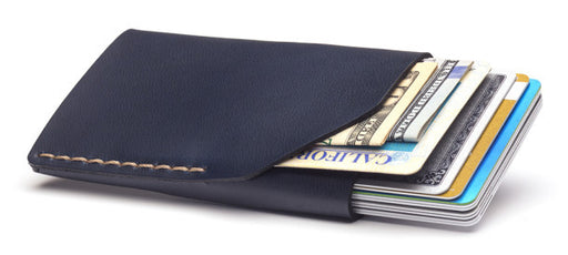 No. 2 Wallet - Navy