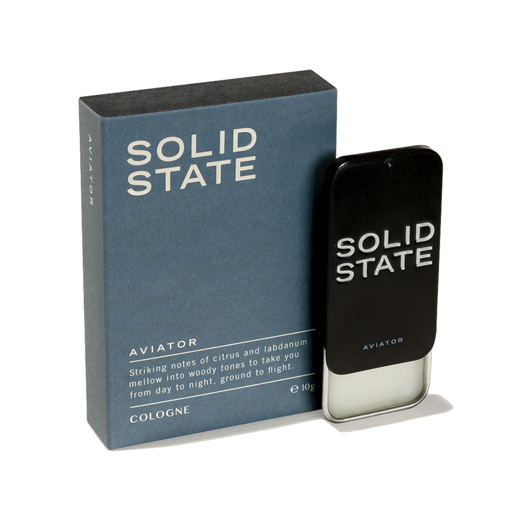 Aviator Solid Cologne