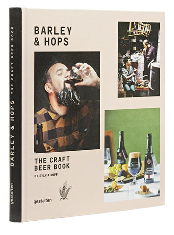 Barley & Hops - The Craft Beer Book - Langsom