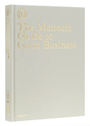 The Monocle Guide to Good Business - Langsom