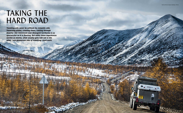 Off the Road - Explorers, Vans, and Life off the Beaten Track - Langsom