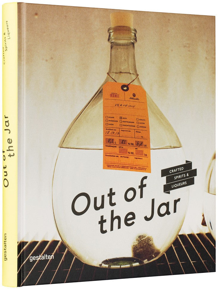 Out of the Jar - Crafted Spirits and Liquers - Langsom