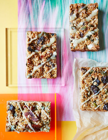 Recipe- Easter S'mores Granola Bars