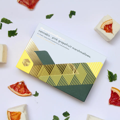 CBD Marshmallows are here to stay