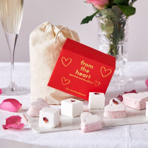 From The Heart Gourmet Marshmallows