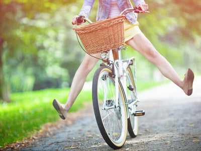Get On Your Bike!  6 Reasons You Should Start Cycling Today!
