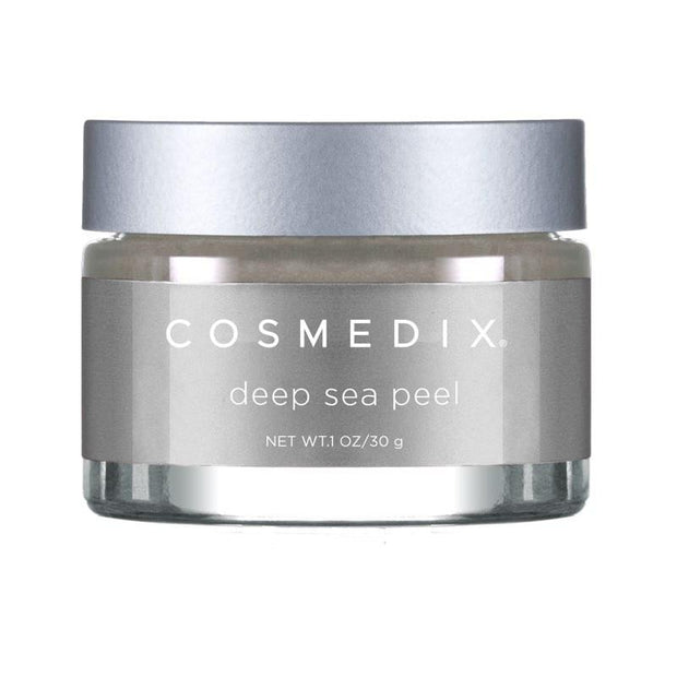 CosMedix Deep Sea Peel Treatment Menu Professional Cosmedix