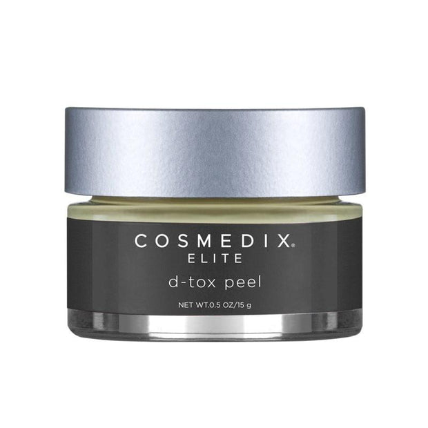 CosMedix Elite D-Tox Peel Treatment Menu Professional Cosmedix