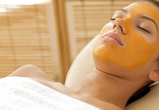 Pomegranate Peel & Sculpted Mask - Treatment Menu Professional Cosmedix