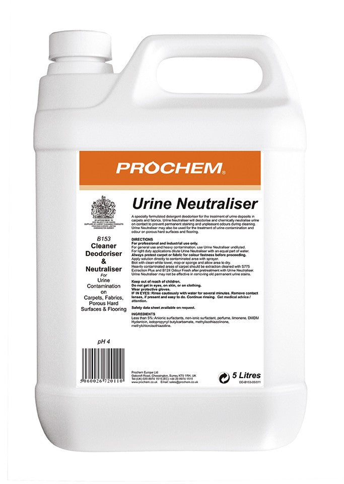Prochem B153-05 Urine Neutraliser  5L