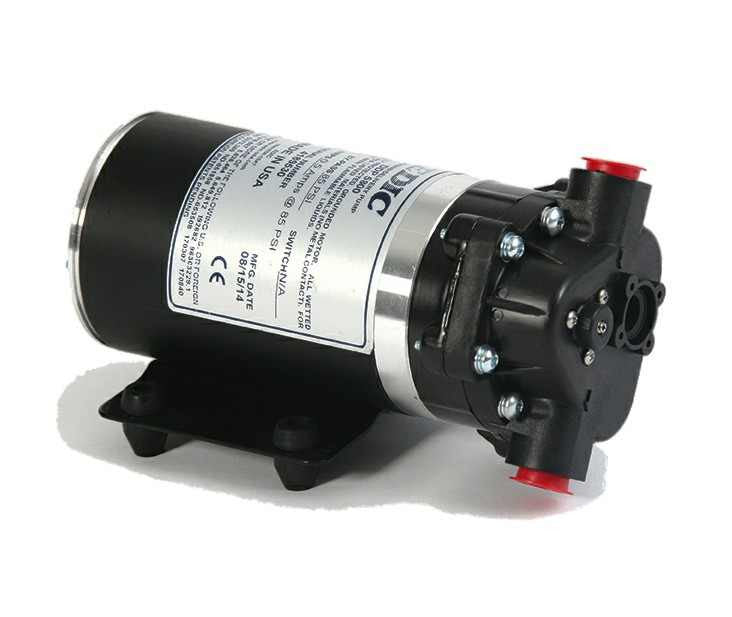 Prochem Diaphragm pump 80 psi by-pass 230V E10763-1